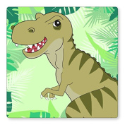 T-REX/DINOSAUR- UK LIGHT SWITCH STICKERS, KIDS BEDROOM, NURSERY, PLAYROOM