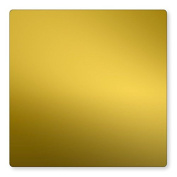 METALLIC GOLD VINYL UK LIGHT SWITCH STICKERS, CHILDS BEDROOM NURSERY DECORATING