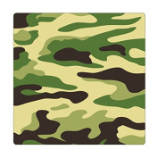 GREEN CAMOUFLAGE UK LIGHT SWITCH STICKERS, CHILDS BEDROOM NURSERY DECORATING