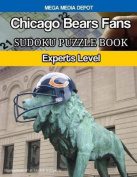 Chicago Bears Fans Sudoku Puzzle Book