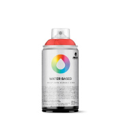 MTN Water Based 300 Spray Paint - WRV - Fluorescent Red