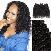 YUSHUO Beauty Brazilian Jerry Curly Hair human virgin 50g/bundle