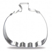 WJSYSHOP Pumpkin Cookie Cutter for Halloween Party - Stainless Steel