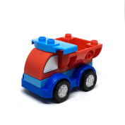 Car Building Blocks for Baby . old - Dump truck - Creative Baby Toys