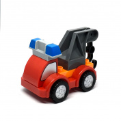 Car Building Blocks for Baby . old - Tow truck - Creative Baby Toys