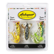 Arbogast Triple Threat Lure