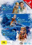 3 Magical Movies: The Snow Queen / The Snow Queen 2 [Region 4]