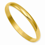 IceCarats Gold Plated Kelly Waters Baby Slip On Bangle Bracelet Cuff Expandable Stackable