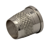 Arfasatti Solid Sterling Silver 925 Thimble for Men Hand Made in Italy