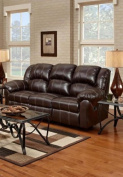 Chelsea Home Furniture Ambrose Reclining Sofa, Brandon Brown