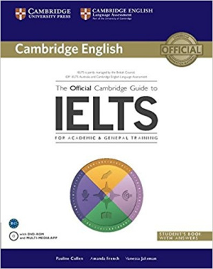 The Official Cambridge Guide to Ielts Student's Book with Answers with DVD-ROM South Asian Edition