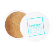 Everyday Minerals Set and Perfect Skin Tint, Bronzed Finishing Dust