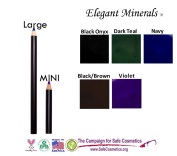 Elegant Minerals Eye Liner Pencil Brown Natural