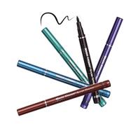 Waterproof Liquid Eyeliner Pencil, Vodisa Master Precise Eye Define Liquid Eye liner Pen Beauty Cosmetics Make Up Long-lasting Wear Smooth Eyeliner Eyes Smudge Proof Liner Pens