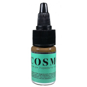 Light Brown Permanent Make Up Cosmetic Tattoo Ink 30ml Bottle By Cosmo Inks