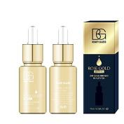 Beauty Glazed Rose Gold Elixir Skin Make Up Oil Infused Beauty Oil Essential Oil Before Primer Foundation Moisturising Face Oil