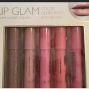 Lip Glam Colour lip gloss balm by style essentials moisture, shine & rich Colour 12.5 g