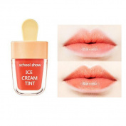 Lookatool Waterproof Long-lasting Moisturising Ice Cream Liquid Lipstick Lip Gloss Women's Beauty