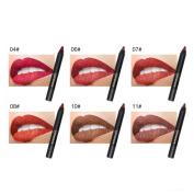 Women Lip Gloss, Inkach Trendy Girls 6Pcs Pens Lipstick Waterproof Hydrating Long Lasting Lipgloss Makeup Set