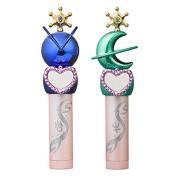 Sailor Moon Miracle Romance Sailor Uranus Sailor Neptune Twin Lip Balm Rod by Bandai