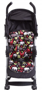 Baby Elephant Ears 3 Piece Stroller Set ~ Seat Liner, Support Pillow & Strap Covers