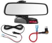 Mirror Mount + Direct Wire + Micro2 Add a Circuit - Beltronics RX STI GX65