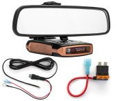 Mirror Mount + Direct Wire + ATO Standard Add a Circuit - Beltronics GT-7