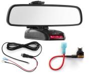 Mirror Mount + Direct Wire + Micro Add a Circuit - Beltronics RX STI GX65
