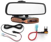 Mirror Mount + Direct Wire + Mini Add a Circuit - Beltronics GT-7