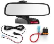 Mirror Mount + Direct Wire + ATO Standard Add a Circuit - Beltronics RX STI GX65