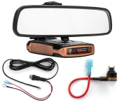 Mirror Mount + Direct Wire + Micro Add a Circuit - Beltronics GT-7