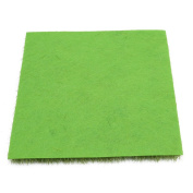 ODN Plastic Square Artificial Grass Mat Thick Fairy Garden Fake Turf Lawn
