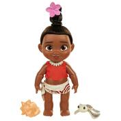 Moana Disney Giggling Baby Doll