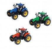 Farm Tractor Toy for toddlers in box Farmyard toys for toddlers kids tractor toys Best Gift for Children