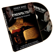 The Unexpected (2 DVD set) by Spelmann and Nardi - DVD