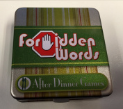 Cheatwell After Dinner Games - Forbidden Words