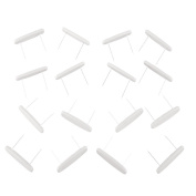 Bed Skirt Holding Pins - Set Of 16