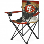 NFL San Francisco 49ers Tween Camp Chair