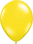Pioneer Balloon Company 100 Count Latex Balloon, 11, Citrine Yellow by Pioneer Balloon Company