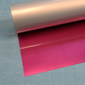 Cherry Siser Electric 38cm x 0.9m Iron on Heat Transfer Vinyl Roll, HTV by Coaches World