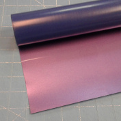 Purple Siser Electric 38cm x 0.9m Iron on Heat Transfer Vinyl Roll, HTV by Coaches World