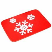 Morecome Christmas Welcome Doormats Indoor Home Carpets Decor