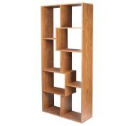 Asense 180cm Home Cube Unit 8-Shelf Bookcase Shelf