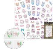 Catwalk Premium Peel-N-Stick Nail Stickers