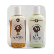 Mangiacotti Florals Cranberry Balsam Scented Holiday Body Wash & Foot Lotion 120ml
