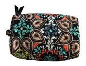 Vera Bradley Medium Cosmetic Bag (Sierra