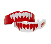 TapouT FANGS Mouthguard 2-Pack - Youth in Red