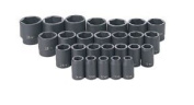 GRY1326M Grey Pneumatic 1326M 26-Piece 1/2 eovbo6o0f5 in. Drive 6-Point 6959e7n1w2 Metric Master Standard Impact Socket Set iopiol likvn Grey 7678y13nu6f Pneumatic supplies the wor