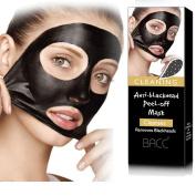 Blackhead Remover Mask, CieKen Remove Mineral Mud Blackhead Pore Cleansing Cleaner Removal Mask Membranes, Smoothen Fine Lines & Eliminate Blemishes