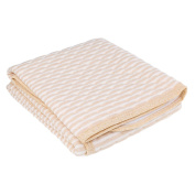 MonkeyJack Soft Cotton Padded Deluxe Large Baby Changing Mat Waterproof Nappy Mattress Pad - Stripe-60x90cm, as described